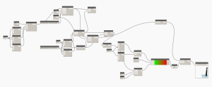 Beispiel eines unstrukturierten Autodesk Dynamo Skriptes