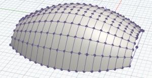 Autodesk Dynamo Volumenkörper mit aktivierter Vorschau