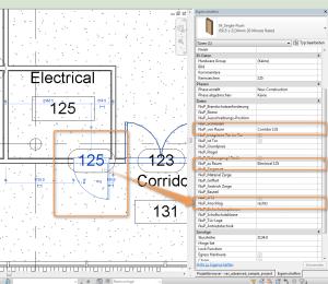 Autodesk Revit Parameterwerte automatisch aktualisieren