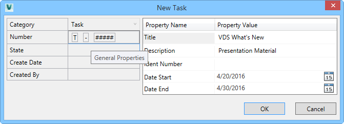 VDS Custom Objects - Beispiel Aufgaben