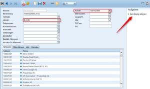 Filterkriterien für Adressauswahl in APplus definieren