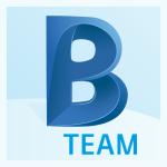 Logo BIM 360 Team