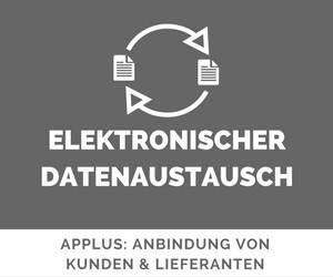 Applus elektronischer Datenaustausch