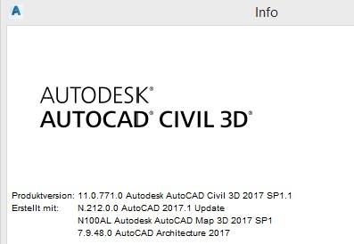 AutoCAD 2017.1 Update 4