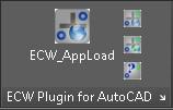 ECW-Plugin AutoCAD