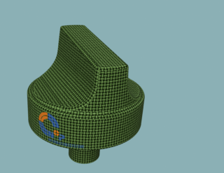 Modell-Textur-und-Material-Grüner-Stoff-Fusion-360
