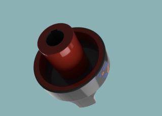 Modelle-ableiten-anpassen-Wandstärke-Knopf-Fusion-360-1