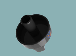 Modelle-ableiten-anpassen-Wandstärke-Knopf-Fusion-360-2