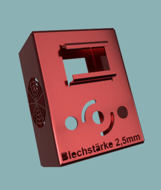 Modellieren-Blechbauteile-Fusion-360