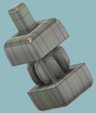 T-Spline-Körper-3D-Modellierung-Fusion-360