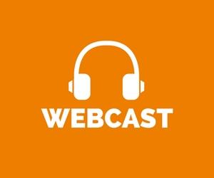 Webcast-Anmeldung
