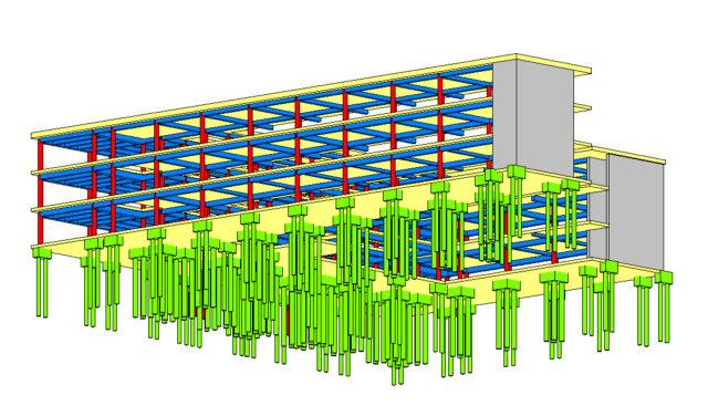 Farbliche Kennzeichnung von Bauteilen durch Filter in Revit