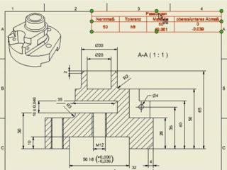 Autodesk-Inventor-Erstellung-Platzierung-Passungstabelle-Toleranztabelle