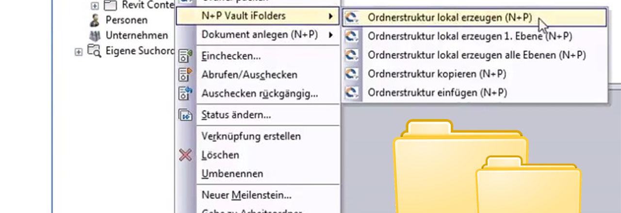 Mit Einem Klick In Vault Komplette Ordnerstrukturen Kopieren Np Blog