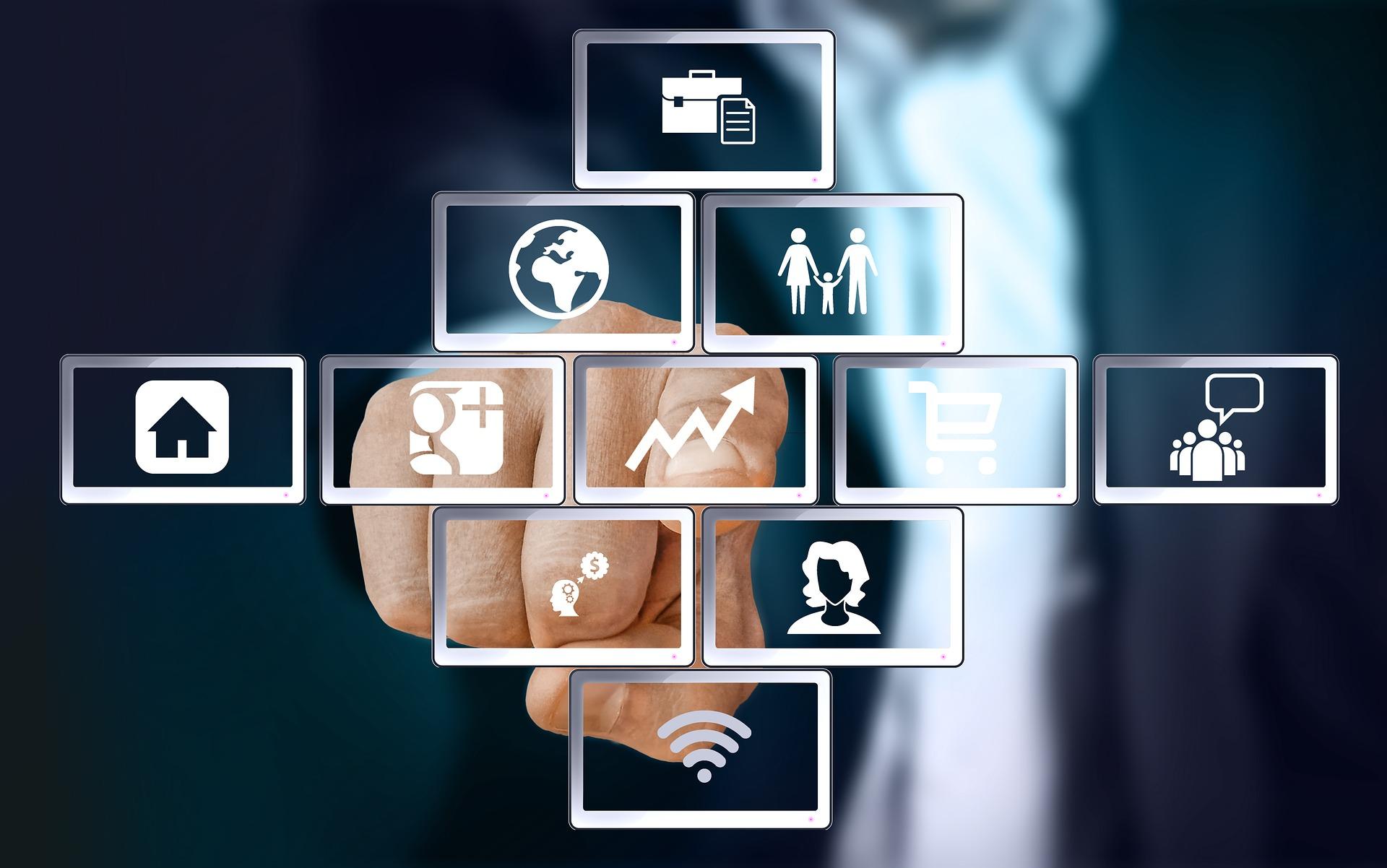 ERP-System-Zentrum-der-Digitalisierungsstrategie-Unternehmen