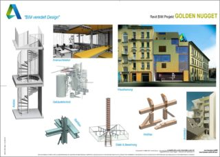 Golden Nugget in Autodesk Revit 2019