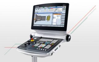 Siemens 840sl-Steuerung
