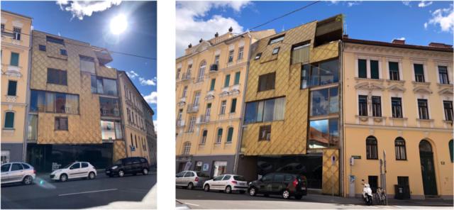 Reales-Golden-Nugget-Gebäude