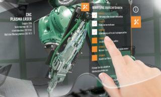 Digitalisierung-Fertigungsindustrie-Einsatz-Augmented-Reality-Wartung