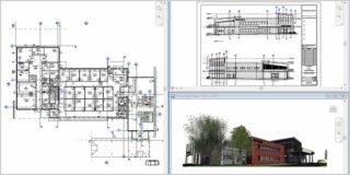 Architekten-und-Planer-Planung-und-Dokumentation-mit-einem-3D-Planungswerkzeug-wie-Revit