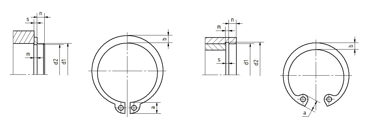 Freistich-DIN-472-DIN-471