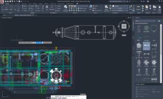 AutoCAD 2020 Blockpalette-Ansicht1