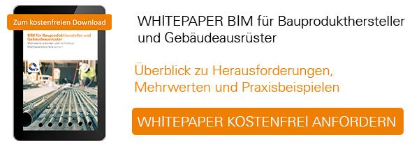 Whitepaper BIM in Fertigungsunternehmen