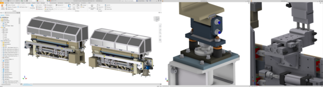 Multi-Monitoring in Inventor 2020