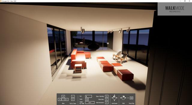 Innenraumansicht-abends-mit-künstlicher-Beleuchtung