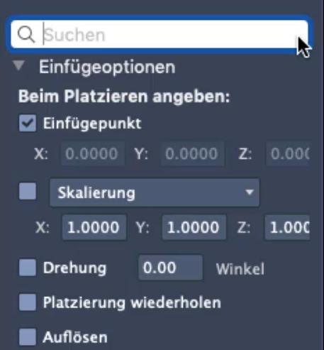 Optionen-für-die-Platzierung-von-Blöcken-in-AutoCAD2020-fuer-Mac