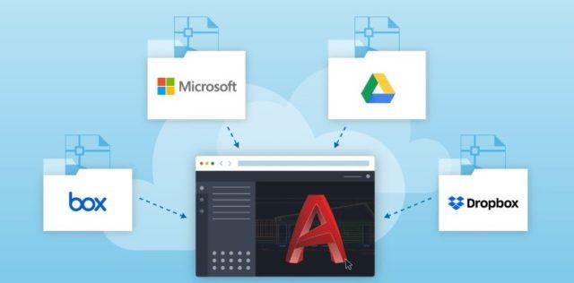 AutoCAD-2021-Zusammenarbeit-mit-Cloudservices