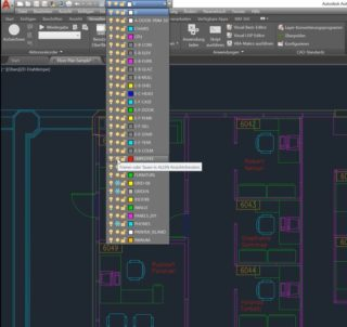 AutoCAD Layer