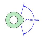 AutoCAD-Tipp: Bogenlängenbemaßung