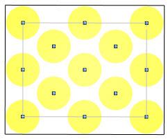 Platzierung-von-abgestuften-Rasterobjekten