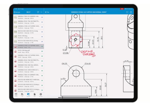 ScreenshotVault Mobile App beim Kunden